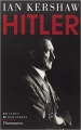 Couverture Hitler 1889-1945 Editions Flammarion (Grandes biographies) 2010