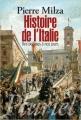 Couverture Histoire de l'Italie : Des origines à nos jours Editions Hachette (Pluriel) 2013