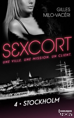 Couverture Sexcort, tome 4 : Stockholm