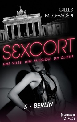 Couverture Sexcort, tome 5 : Berlin