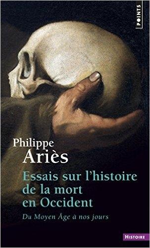Couverture Essais sur l'histoire de la mort en Occident du Moyen-Âge à nos jours
