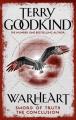 Couverture L'épée de vérité, tome 15 : Le coeur de la guerre Editions Head of zeus (Fantasy) 2015