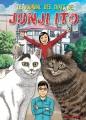 Couverture Le journal des chats de Junji Ito Editions Tonkam 2015
