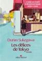 Couverture Les délices de Tokyo Editions Albin Michel 2016