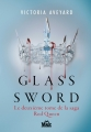 Couverture Red queen, tome 2 : Glass sword Editions du Masque (Msk) 2016