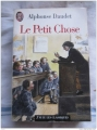 Couverture Histoire d'un enfant / Le petit Chose : Histoire d'un enfant / Le petit Chose Editions J'ai Lu (Les classiques) 1994