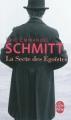 Couverture La secte des égoïstes Editions Le Livre de Poche 2010