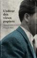 Couverture L'Odeur des vieux papiers Editions La courte échelle 2015