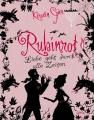 Couverture Trilogie des gemmes, tome 1 : Rouge rubis Editions Arena 2014