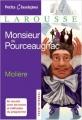 Couverture Monsieur de Pourceaugnac Editions Larousse (Petits classiques) 2013