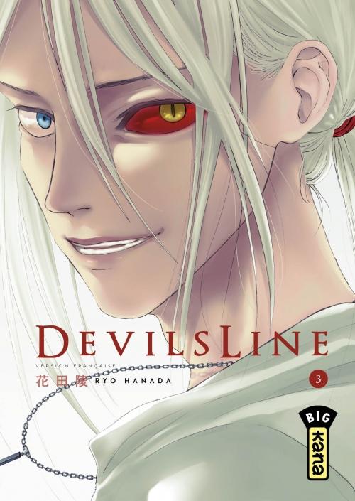 Couverture Devil's Line, tome 3