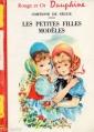 Couverture Les petites filles modèles Editions G.P. (Rouge et Or Dauphiné) 1965