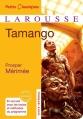 Couverture Tamango Editions Larousse (Petits classiques) 2012