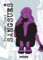 Couverture Sangsues, tome 3 Editions Casterman (Sakka) 2015