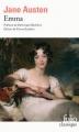 Couverture Emma Editions Folio  (Classique) 2015