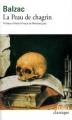 Couverture La peau de chagrin Editions Folio  (Classique) 2006