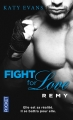 Couverture Fight for love, tome 3 : Remy Editions Pocket 2015