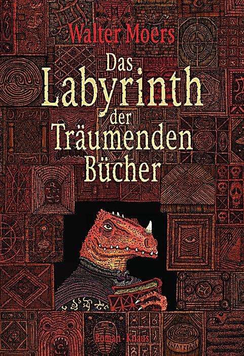 Couverture Das Labyrinth der Träumenden Bücher