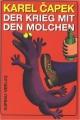 Couverture La Guerre des Salamandres Editions Aufbau 2000