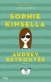 Couverture Audrey retrouvée Editions Pocket (Jeunesse) 2016