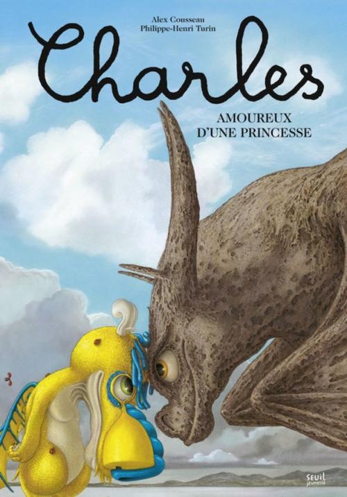 Couverture Charles, amoureux d'une princesse