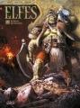 Couverture Elfes, tome 12 : La reine des Sylvains Editions Soleil 2015