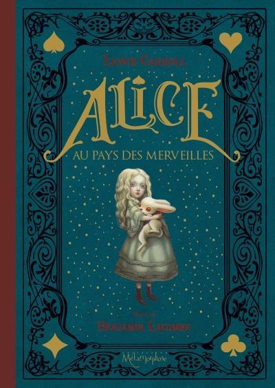 Couverture Alice au pays des merveilles (Lacombe)