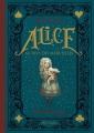 Couverture Alice au Pays des Merveilles (Lacombe) Editions Soleil 2015