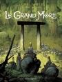 Couverture Le Grand Mort, tome 6 : Brèche Editions Vents d'ouest 2015