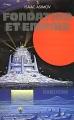 Couverture Fondation, tome 4 : Le Cycle de Fondation, partie 2 : Fondation et empire Editions France Loisirs (Science fiction) 1985