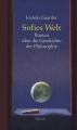 Couverture Le monde de Sophie Editions Carl Hanser 1993