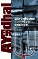 Couverture Chroniques d'un rêve enclavé Editions Au Diable Vauvert 2015