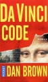 Couverture Robert Langdon, tome 2 : Da Vinci code Editions Pocket 2014