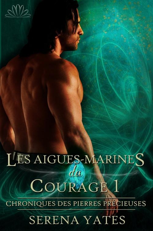 Couverture Chroniques des pierres précieuses, tome 3 : Les aigues-marines du courage