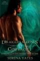 Couverture Chroniques des pierres précieuses, tome 3 : Les aigues-marines du courage Editions Diversity Novels 2015