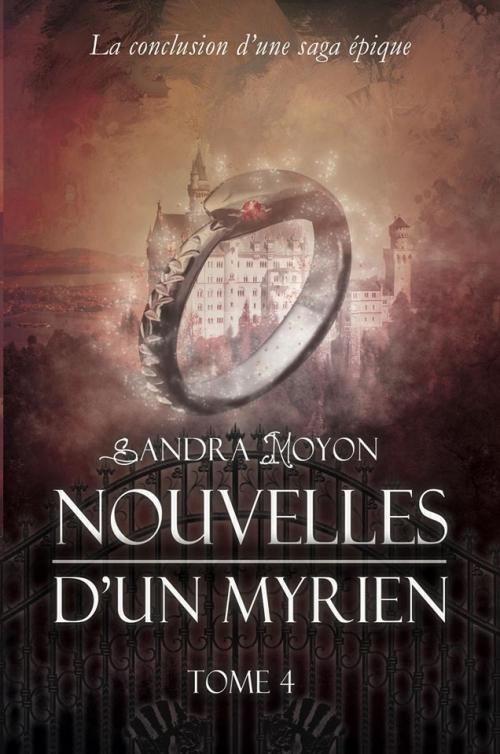 Couverture Nouvelles d'un Myrien, tome 4