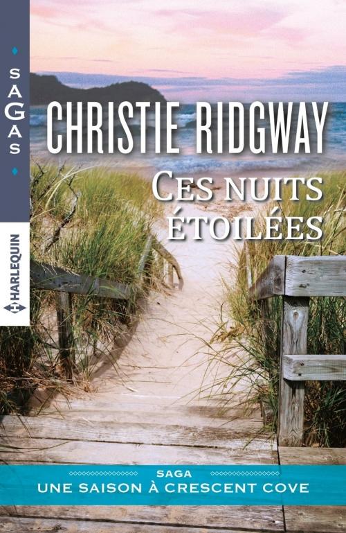 Couverture Une saison à Crescent Cove, tome 2 : Ces nuits étoilées