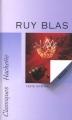 Couverture Ruy Blas Editions Hachette (Classiques) 1999