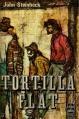 Couverture Tortilla Flat Editions Le Livre de Poche 1961