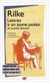 Couverture Lettres à un jeune poète Editions Flammarion (GF) 2011
