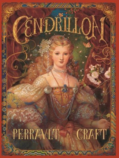 Couverture Cendrillon (Craft)