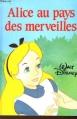 Couverture Alice au pays des merveilles Editions France Loisirs 1992