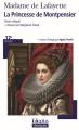 Couverture La princesse de Montpensier Editions Folio  (Plus classiques) 2015