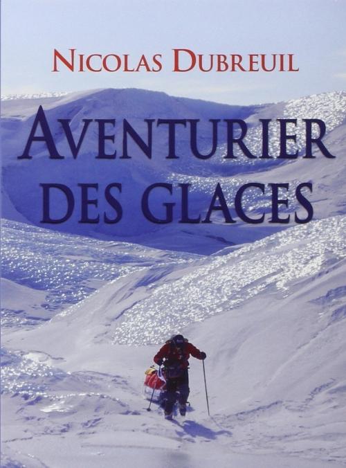 Couverture Aventurier des glaces