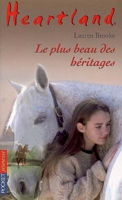 Couverture Heartland, tome 26 : Le plus beau des héritages