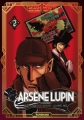 Couverture Arsène Lupin, L'aventurier, tome 2 : Contre Herlock Sholmès : La lampe Juive Editions Kurokawa (Seinen) 2015