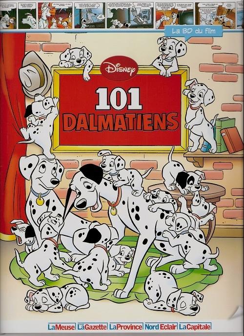 Couverture 101 dalmatiens