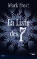 Couverture La liste des sept Editions Cherche Midi 2014