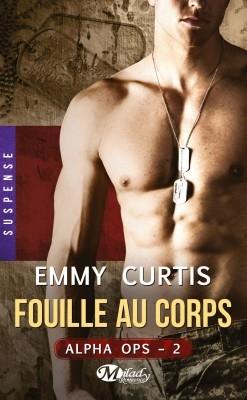 Couverture Alpha OPS, tome 2 : Fouille au corps