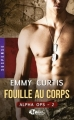 Couverture Alpha OPS, tome 2 : Fouille au corps Editions Milady (Romance - Suspense) 2015
